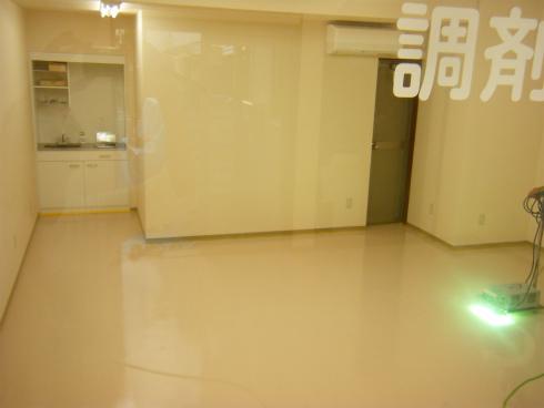 アポロ薬局 吉祥院店 :京都UVフロアコーティング